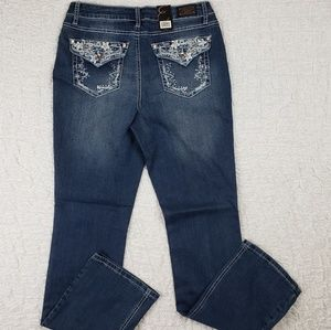 Earl Slim Boot Cut Jeans NWT